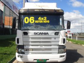 Scania P 340 4x2 2006, P340, R380, R440, P310, Volvo Fh G