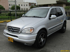 Mercedes Benz Clase Ml 320 At 3200cc V6