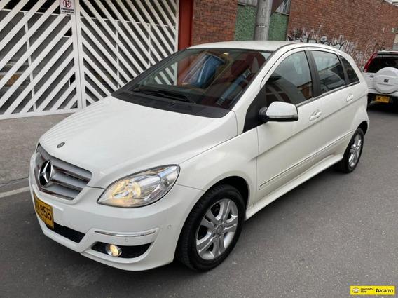 Mercedes-benz Clase B B180 M.t 1.7 A.a