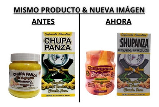 Kit Chupa Panza (gel 240g Y 30 Capsulas)