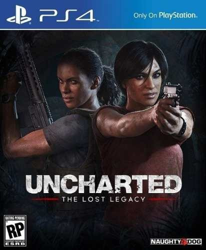 Uncharted The Lost Legacy Ps4 Psn Code 2 Jogue Hoje!