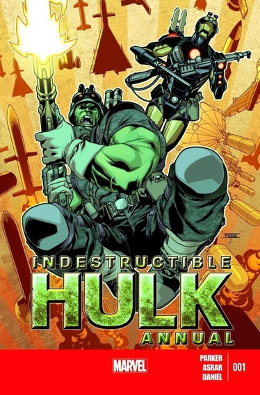 Indestructible Hulk Annual #1 (2013) Marvel