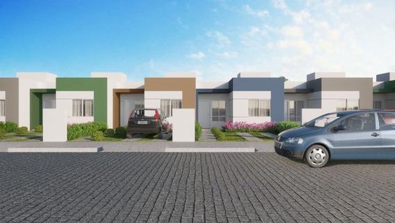Casas No Horto Santa Maria - Cl176