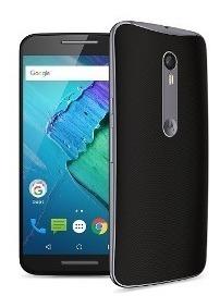 Smartphone Moto X Pure Edition 32 Gb Negro Liberado