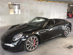 Porsche 911 3.8 Carrera S Cabriolet Pdk