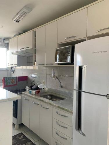 Imagem 1 de 12 de Apartamento Com 2 Dormitórios À Venda, 55 M² Por R$ 195.000 - Granja Dos Cavaleiros - Macaé/rj - Ap0142