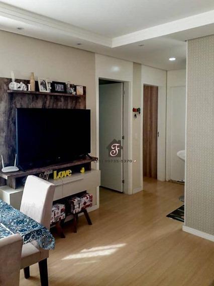 Apartamento Com 2 Dormitórios À Venda, 45 M² Por R$ 194.000,00 - Jardim Do Lago Continuação - Campinas/sp - Ap1685