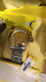 Relógio Invicta 26508 Automático Forces Dragon Banhado Ouro