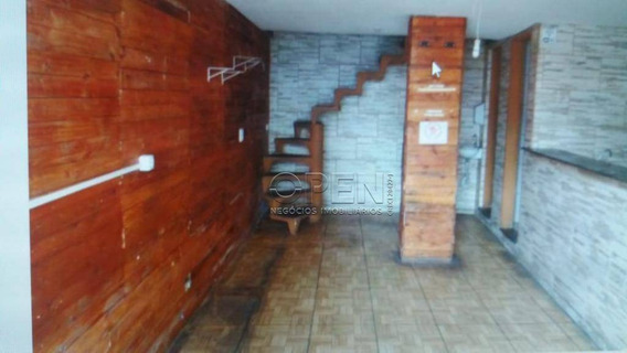 Casa Para Alugar, 28 M² Por R$ 5.000/mês - Centro - Santo André/sp - Ca0618