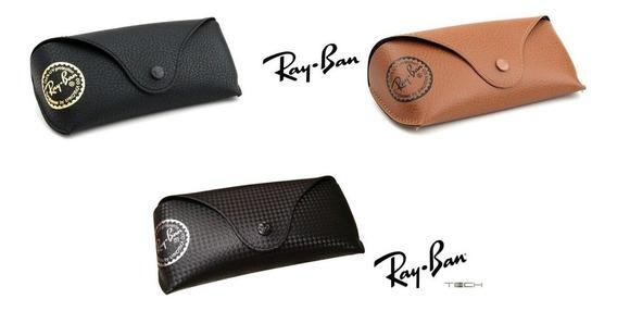 Estuches Rayban Para Gafas Armazones Monturas Originales