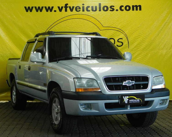 Chevrolet S10 2.8 Dlx 4x2 Cd 12v Turbo Intercooler Dies