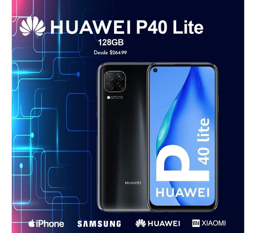 Huawei P40 Lite $264.99 P30 Pro $764.99 Realme 7 Pro $315 2