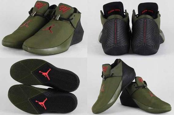 Tenis Nike Jordan Why Not Zero #26 Al #30 Cm/ Mex En Su Caja