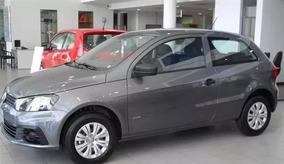 Okm Volkswagen Gol Trend 3p Trendline $100000 Al 0% 36 Ctas