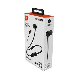 Auricular Jbl Bluetooth Inal T110 Bt Stock Sonno Rosario