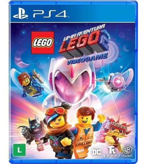 Uma Aventura Lego Movie 2 Ps4 -jogo Mídia Física Português