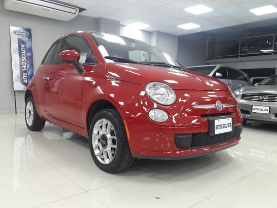 Fiat 500 1.4 Cult 2012 (1)