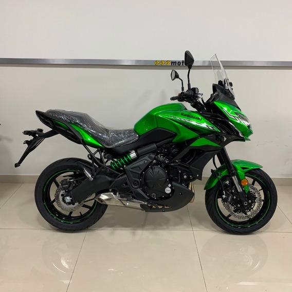 Kawasaki Versys 650 650cc 2019 0km Enduro Calle 999 Motos