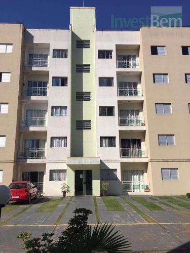 Apartamento Com 2 Dormitórios À Venda, 130 M² Por R$ 395.000,00 - Jardim Panorama - Valinhos/sp - Ap0160