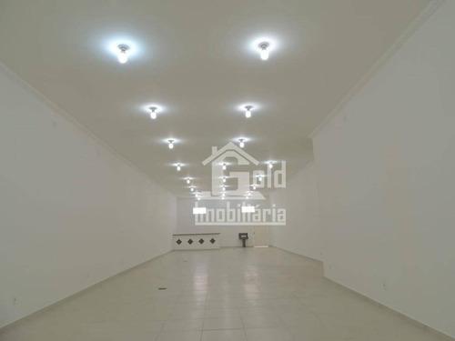 Salão, 216 M² - Venda Por R$ 930.000 Ou Aluguel Por R$ 4.500/mês - Centro - Ribeirão Preto/sp - Sl0220