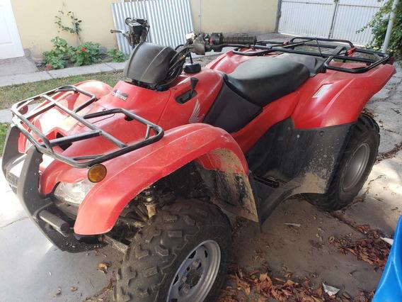 Cuatriciclo Honda Fourtrack 4x4 420cc