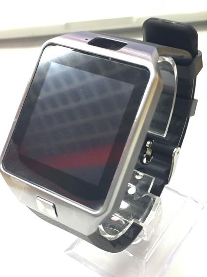 1 Pc Negro Hy Inteligente Reloj Dz09 315mah