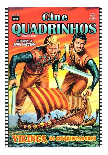 Cine Quadrinhos 02 Primaggio Mantovi 2 - Bonellihq Cx188 N20