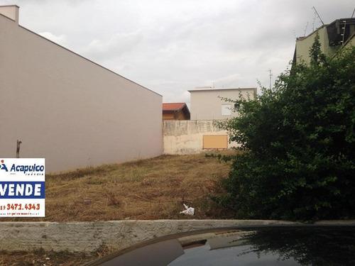 Imagem 1 de 3 de Terreno À Venda, Jardim Paulista - Americana/sp - 2986