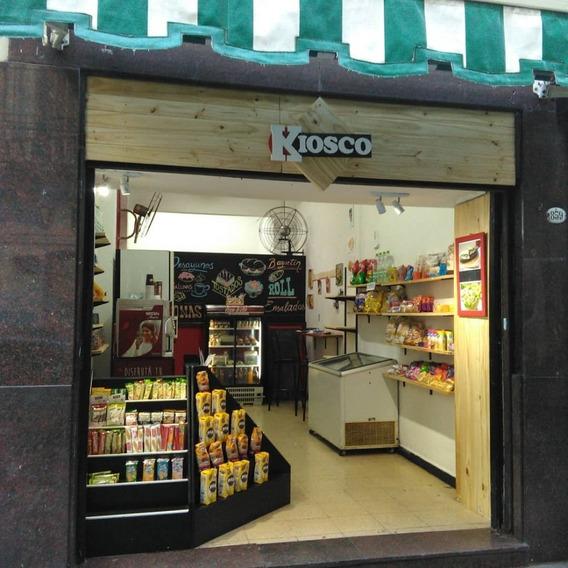 Excelente Fondo De Comercio - Kiosco - Parana 859