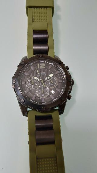 Relógio Guess - U0167g4 - Sporty Chronograph