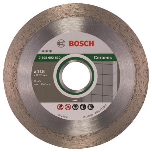 Disco Diam. Best Ceramica Continuo 4 1/2  Bosch