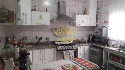 Sobrado Com 2 Dormitórios À Venda, 120 M² Por R$ 380.000,00 - Jardim Rosana - Guarulhos/sp - So0899