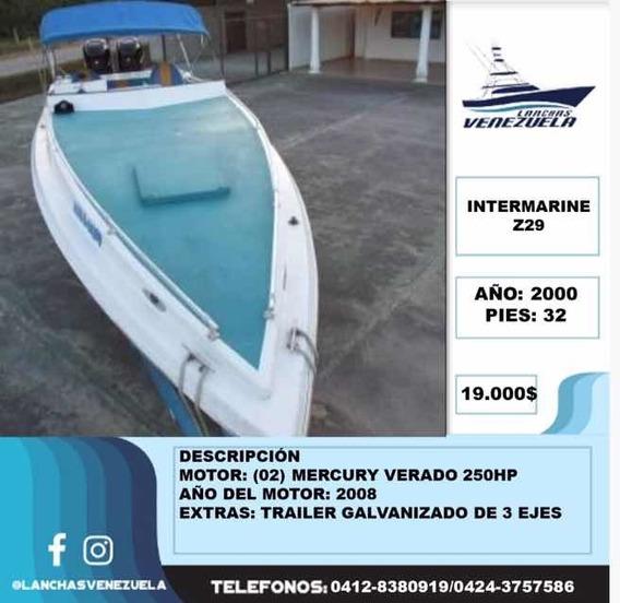 Lancha Intermarine Z29 Lv94