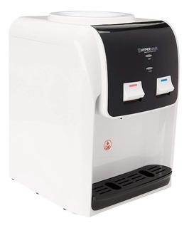 Dispenser de agua Hypermark Springwater 20L blanco/negro 110V
