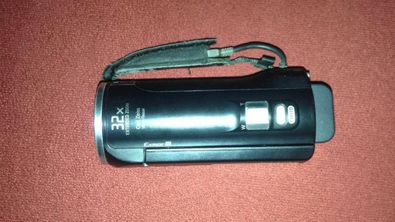 Sony Handcam Hdr-cx220 Excelente Estado Filma Em Ful Hd