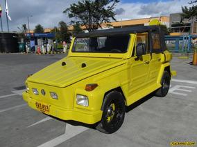 Volkswagen Safari Clasico