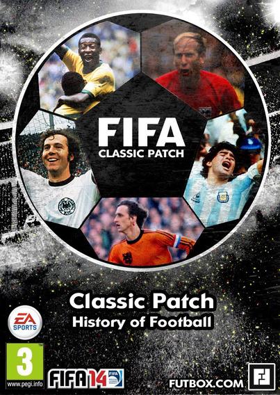 Patch Fifa14 Clube E Seleção Clássicos Suporte Team Viewer