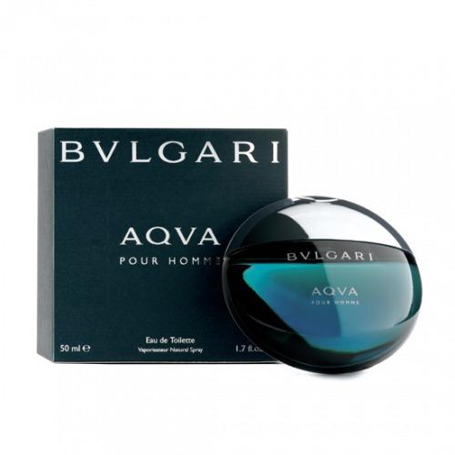 Perfume Aqua Bulgari 100ml, Caballero, 100% Originales