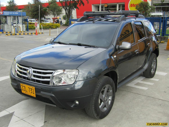 Renault Duster Dinamique At 2.0