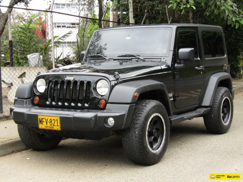 Jeep Wrangler Sport 3600 Cc At 4x4