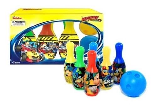 Set De Bowling Mickey Disney