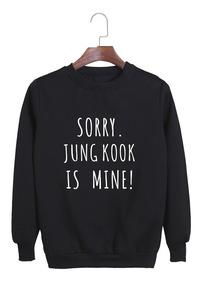 Sudadera Kpop Bts Jung Kook Jimin V Is Mine