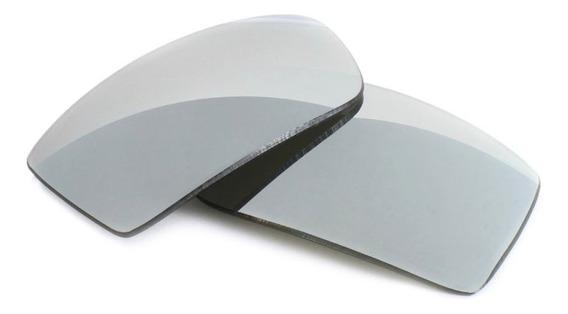 Lentes P/ Gascan Liquid Metal Espelho Frete Grátis