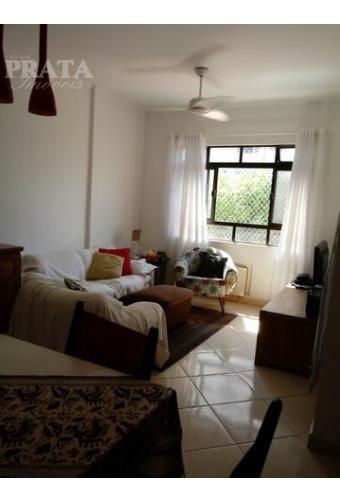 Embaré Santos 2 Dorms, Sala Ampla, Coz Planejados, 1 Vg Fechada - A398553