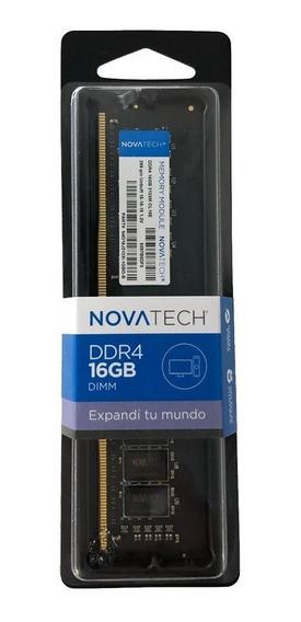 Memoria Ram Ddr4 4gb 2133 Mhz Pc Novatech - Cuotas