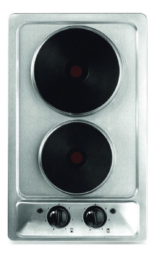 Imagen 1 de 2 de Anafe eléctrico Clever 112 acero inoxidable 220V