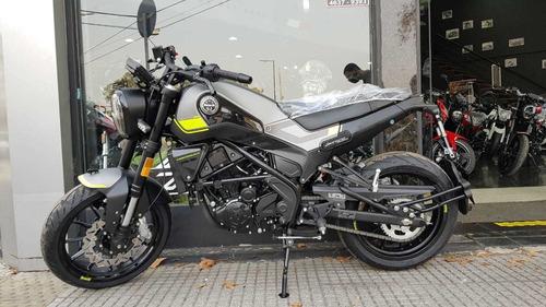 Benelli Leoncino 250 S/abs 2021 Metzeler Agrobikes