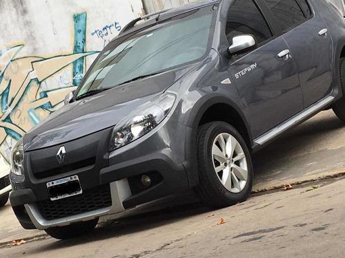 Renault Sandero Stepway 2012 1.6 Privilege 105cv