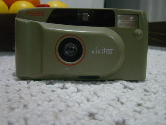 Câmera Fotográfica Vivitar Ps 120