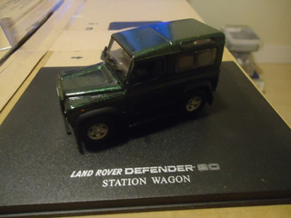 Land Rover Defender 90 Collection 1/43